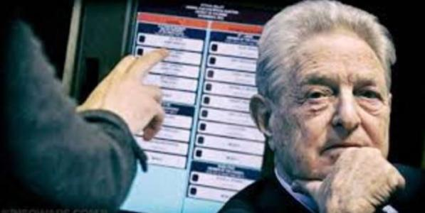 Soros-Connected Company Has Provided Voting Technology In 16 States