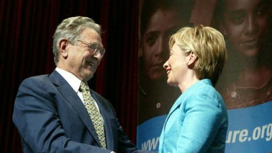 Hillary, Soros and the political genocide of Christianity