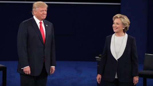 Trump to Hillary: You Fear Me as President Because You Know You'll Be in Jail…