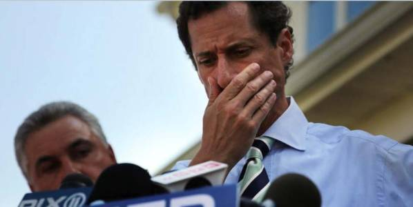 Breaking…Hillary Emails on Perv Weiner's Laptop! Trump Was Right Again