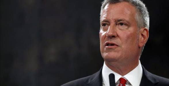 De Blasio: NYC Will Resist Any Deportation Plans