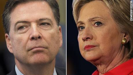 Why Comey Reopened the Hillary Investigation