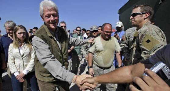 Shocker: In Wake of Hillary's Defeat, Donations to Clinton Foundation Dry Up