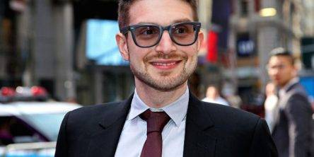 Soros Son ALEX SOROS Found Participating in Far Left Anti-Trump Protest-Riots!