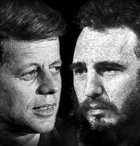 Castro Hated America and Killed Kennedy