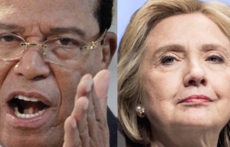 SHOCK: Nation of Islam leader WARNS blacks, compares Hillary to…