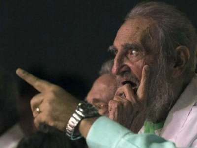 Cuban Communist Icon Fidel Castro Dead at 90