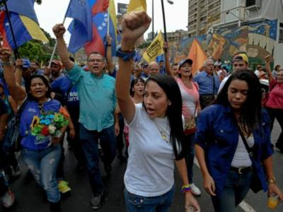 While Left Protests Democracy, Five Nations Demanding Free and Fair Elections