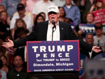 Donald Trump Wins Michigan; Becomes First Republican to Do So Since 1988