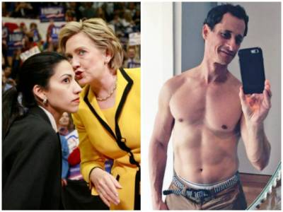 Erik Prince: NYPD Ready to Make Arrests in Weiner Case  REPORT: Hillary 'went to sex island with convicted pedophile' — at least six times!