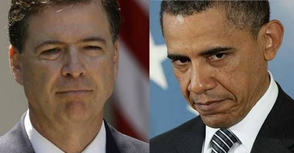 FBI Director James Comey Did It Again – The Cover Up Continues!