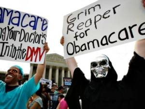 Obamacare Victims Revolt: 'We Don't have that Kind of Money'