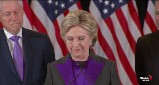 Clinton Concedes: We Owe Trump 'An Open Mind and the Chance to Lead'