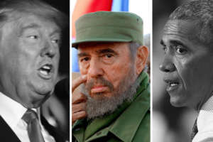 The Difference between Obama and Trump's Reactions to the Death of Fidel Castro