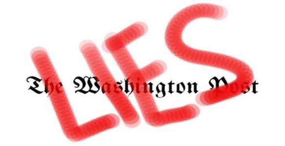 WaPo whoppers: Fake newspaper fear-mongers over fake news