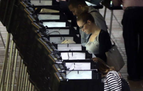 RIGGED? Florida elections worker tells CHILLING story of what she just saw…