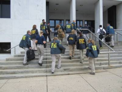 FBI Raids Expected TODAY