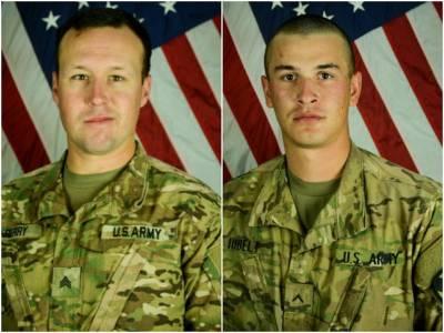 Unprecedented: Taliban Kills Two U.S. Soldiers in Heavily Fortified Afghan Base