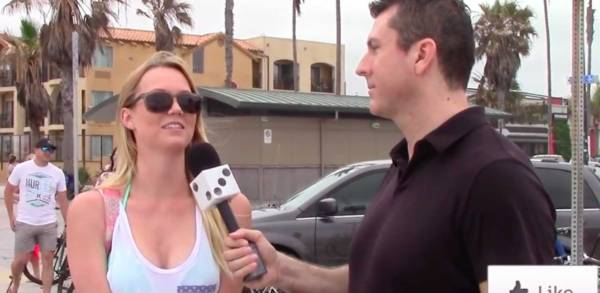 Video: Women On The Street Explain Why They Hate Hillary