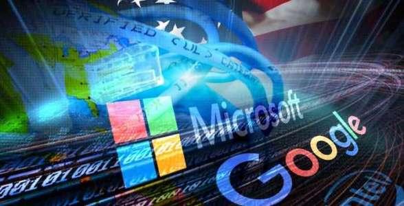 Tangled Webs: Google, Microsoft, Facebook, Internet Giveaway, Wild, Wild West of Information