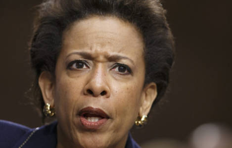 JUST IN: AG Loretta Lynch just got SUED over…