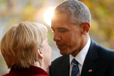 Merkel With Obama: Internet 'Disruptive' Force that Has to Be 'Contained, Managed, and Steered' by Government