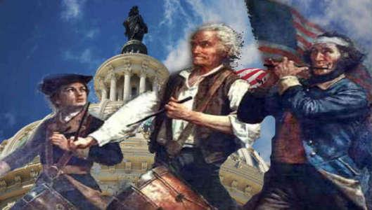 America's 2nd Patriotic Revolution