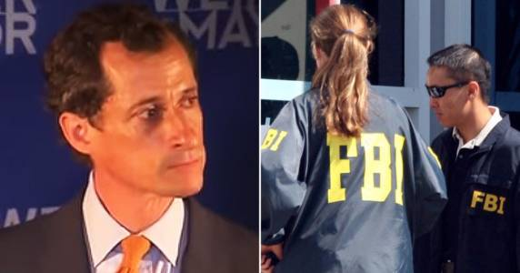ALERT – Weiner Thought Hillary Was Going To MURDER Him, Left THIS 'Clue' For FBI