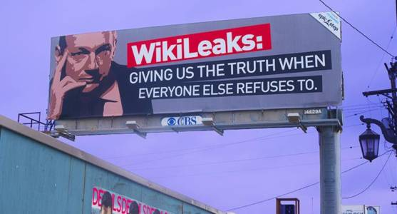 Julian Assange—the True Hero of 2016