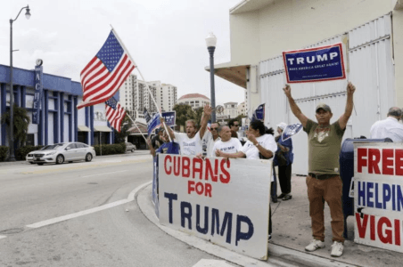 Cuban Americans Won Florida for Trump