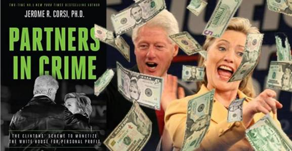 The crumbling Clinton criminal enterprise