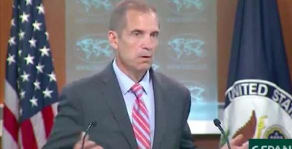 State Dept Admits Iran Is Wrong, Trump Actually Can Rip Up Nuclear Deal