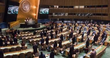 UN Lavishes Praise on Brutal Mass Murderer