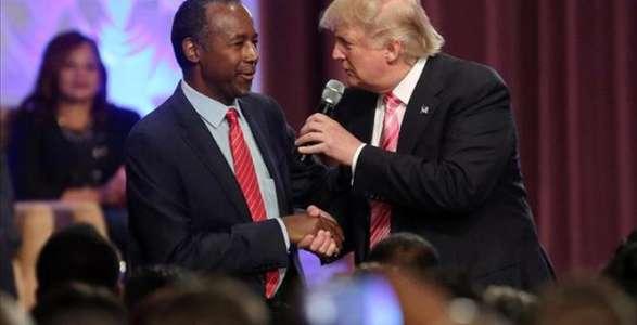 Trump Nominates Ben Carson as HUD Secretary