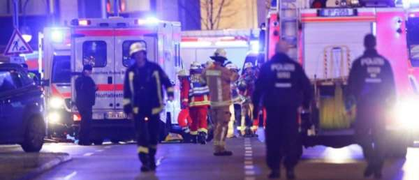 Berlin Police: We Caught The Wrong Person, Attacker Still At Large