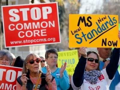 Noted Catholic Educator: Donald Trump Should 'Roll Back' Common Core