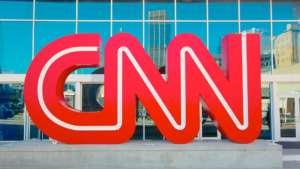 A CNN Crew Was Caught on Camera Joking About Trump's Plane Crashing