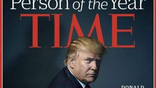 TIME Mag Names DONALD TRUMP Man of the Year in Vicious Hit Piece