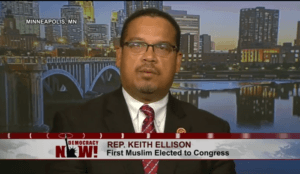 Keith Ellison's Saudi Arabia Trip Included Meetings With Jihadi Cleric, Bank That Funds Jihad Homicide Bombings