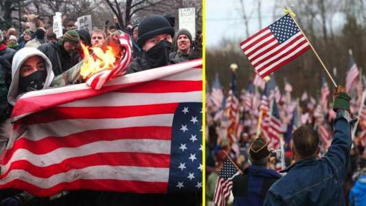 GOP Rep Makes BOLD Move That Puts American Flag Banning Schools On Red Alert