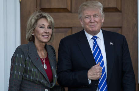 "Trump Team Touts ""National Standards"" After Opposing Common Core"