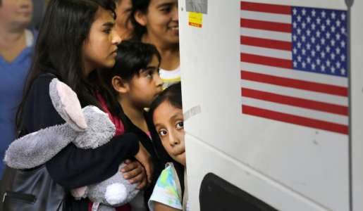 Govt spends $100 million ferrying illegal immigrant children around country…