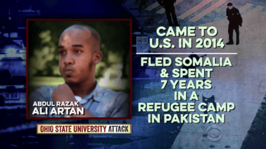 Why did the Liberal Media Headlines Avoid Calling Ohio State University Attacker a Somali Refugee?