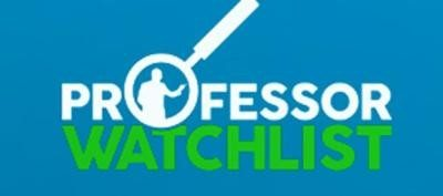 Introducing the Professor Watchlist