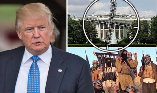 EXCLUSIVE: ISIS declares WAR on Trump's inauguration day calling it 'BLOODY FRIDAY'