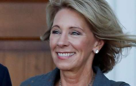 America Is Getting Bamboozled With Betsy Devos! She Is All In On The True Agenda: Cradle To Grave Workforces Of Tomorrow