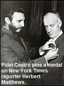 "The New York Times Still Lying about Fidel Castro (No. Sorry. Castro did not ""defy"" the U.S.)"