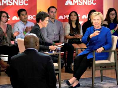 The Intercept: A Clinton Fan Manufactured Fake News That MSNBC Personalities Spread to Discredit WikiLeaks Docs