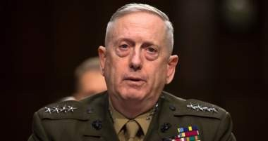 Trump Names Retired Marine General Mattis as Defense Secretary