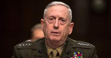 Trump Names Retired Marine General Mattis as Defense Secretary